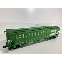 3 Bay Hopper Burlington Northern