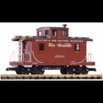 G Güterzugbegleitwagen D&RGW