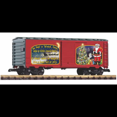 PIKO G Weihnachtswagen 2020