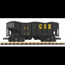 G Schüttgutwagen CSX mit Kohleladung