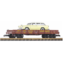 G Autotransportwagen beladen Chevy Nomad
