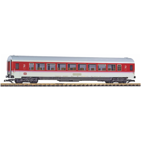 PIKO G Personenwagen Bpmz 2. Klasse DB IV