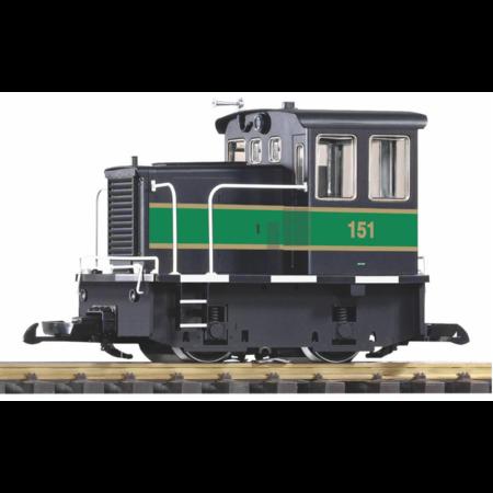 PIKO G US Diesellokomotive GE-25Ton Thumper