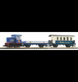 """PIKO G Start-Set Güterzug """"Roncalli"""" R/C"""