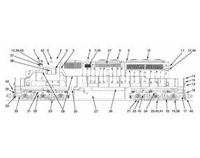 Ersatzteile SD 40-2