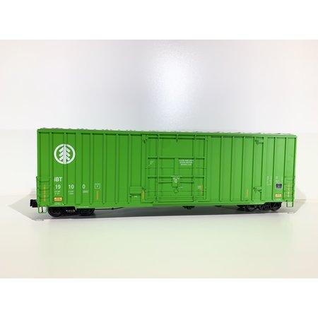 American Mainline (AML) 50 ' Hi-cube Box Car International Bridge & Terminal