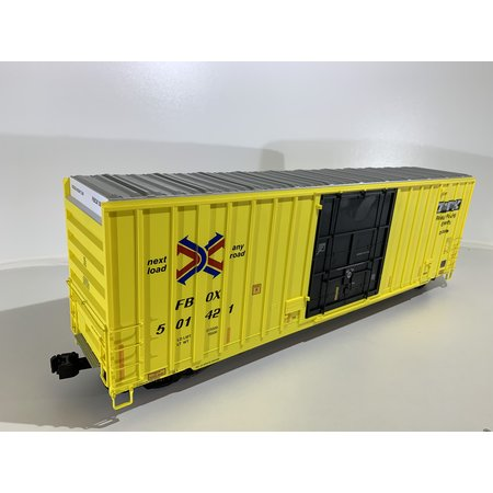 American Mainline (AML) 50 ' Hi-cube Box Car TTX