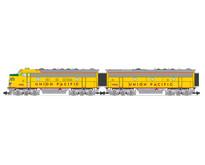 F7 AB Union Pacific (2 komplette Loks)