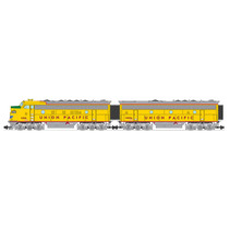 F7 AB Union Pacific (2 Loks)