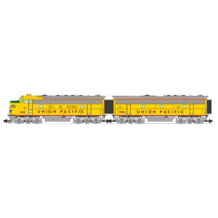 USA TRAINS F7 AB Union Pacific (2 komplette Loks)