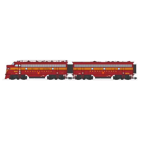 USA TRAINS F7 AB Pennsylvania (2 komplette Loks) Farbe: Tuscan