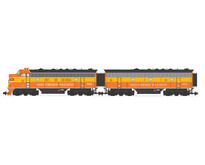 F7 AB Southern Pacific (2 komplette Loks) Farbe: Daylight