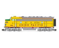 F7 A Union Pacific