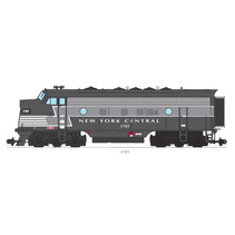 F7 A New York Central