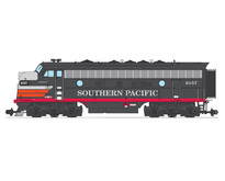 F7 A Southern Pacific Black Widow