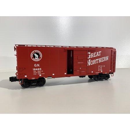 Lionel 40 Fuss PS-1 Great Northern Boxcar (Spur 0) Neuwertig von Lionel