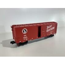 40 Fuss PS-1 Great Northern Boxcar (Spur 0) Neuwertig von Lionel