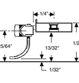 Kadee #25 Spur H0 Kupplungssätze (2 Paare)