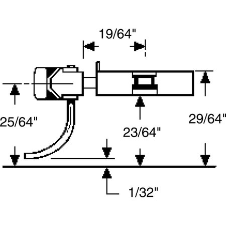Kadee Spur H0 Kadee Nr.5 Kupplungssätze (2 Paare)