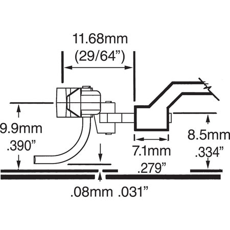 Kadee #20 Spur H0 Kupplungssätze (2 Paare)
