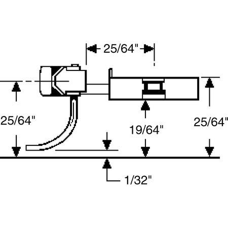 Kadee #21 Spur H0 Kupplungssätze (2 Paare)