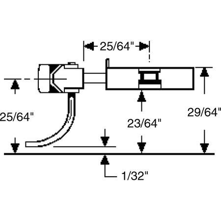 Kadee #26 Spur H0 Kupplungssätze (2 Paare)