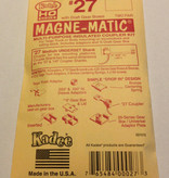 Kadee #27 Spur H0 Kupplungssätze (2 Paare)