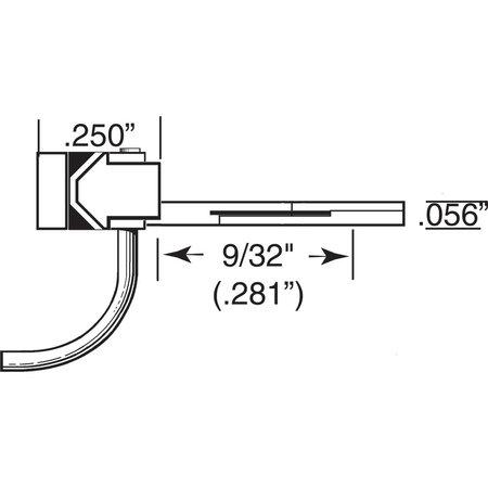 Kadee #147 Spur H0 Kupplungssätze (2 Paare)