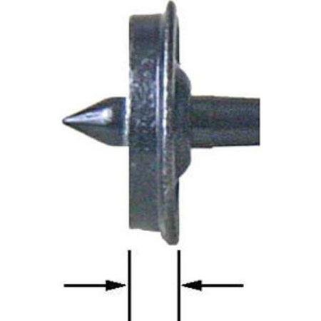 "Kadee Spur H0 Kadee Nr.530 33"" Smooth Code 88 Semi Scale Metallradsätze 12 Stück"