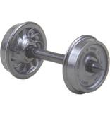 "Kadee #521 Spur H0 36"" Diameter Ribbed Back Metal Code 110 (12 Stück)"