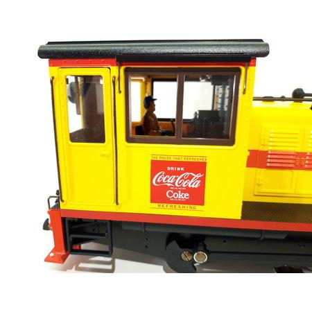 LGB Coca Cola Diesellok analog