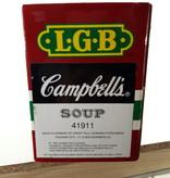 LGB Campbells Soup Sonderwagen (sehr guter Zustand)