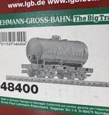 "LGB Tank Car ""PRR"" sehr guter Zustand, Metallachsen"
