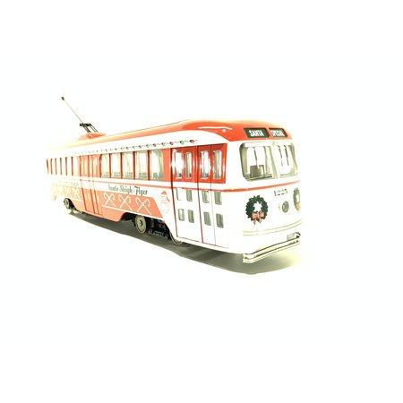 Aristo Craft PCC Trolley X-Mas (Rarität, super Zustand)