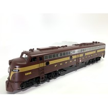 E8/E9 Pennsylvania Railroad (DCC digital + Sound)