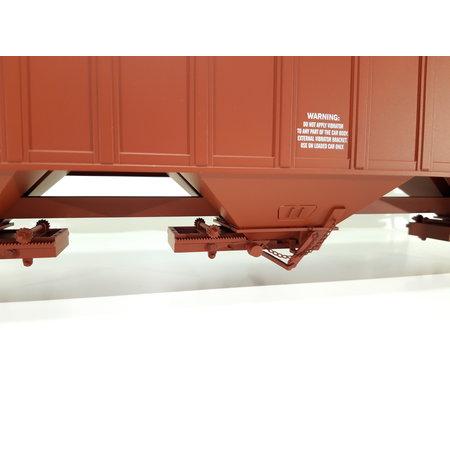 American Mainline (AML) 3 Bay Hopper Conrail