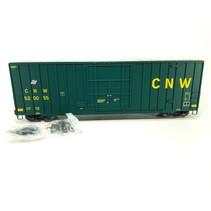 50 ' Hi-cube Box Car Chicago & North Western