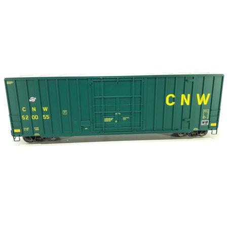 American Mainline (AML) 50 ' Hi-cube Box Car Chicago & North Western