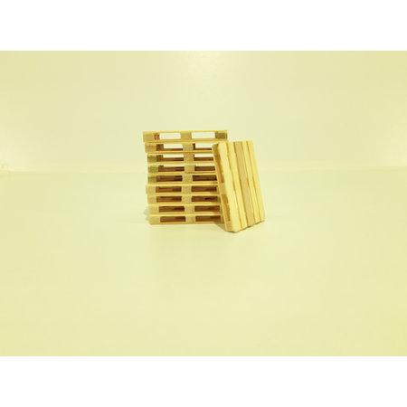 Modellbau Classics Ladehilfsmittel 10x Europaletten