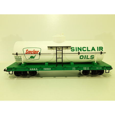 PIKO G Sinclair Tank Car (neuwertig)