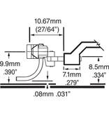 Kadee Spur H0 Kadee Nr.19 Kupplungssätze (2 Paare)