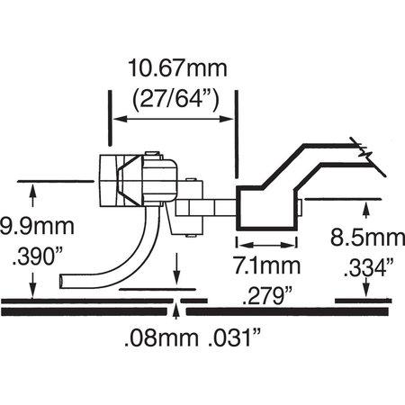 Kadee #19 Spur H0 Kupplungssätze (2 Paare)