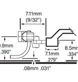 Kadee #17 Spur H0 Kupplungssätze (2 Paare)