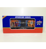 USA TRAINS Glow In The Dark Horror Halloween Box Car