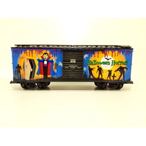 Glow In The Dark Horror Halloween Box Car