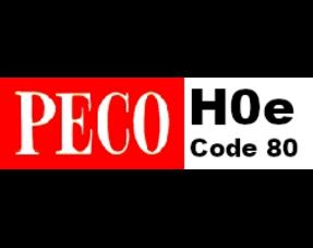 Peco H0e Code 80