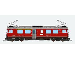 RhB-Triebwagen ABe 4/4 III