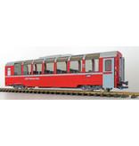 ESU Panoramawagen BEX, Pullman IIm, RhB Bp 2525, rot, Ep VI