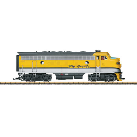 LGB DRGW Diesellok F7A