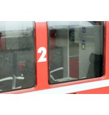 ESU Panoramawagen BEX, Pullman IIm, RhB B 2503, rot, Ep V